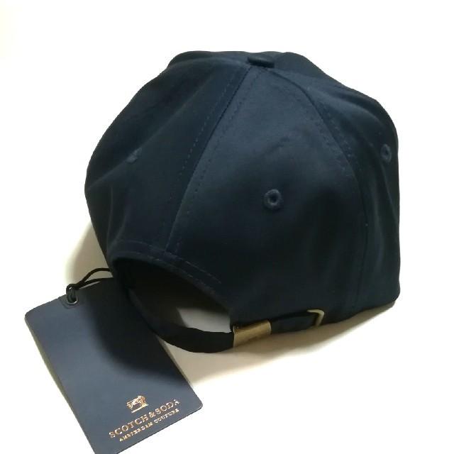 SCOTCH & SODA(スコッチアンドソーダ)の新品 SCOTCH&SODA  キャップ メンズの帽子(キャップ)の商品写真