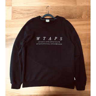 W)taps - WTAPS 2019AW SYSTEM スウェット ブラック XL