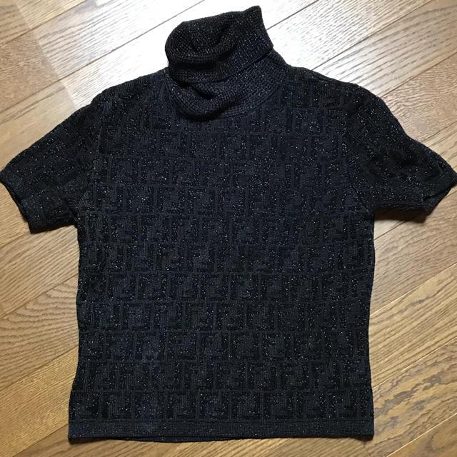 FENDI(フェンディ)のFENDI トップス レディースのトップス(カットソー(半袖/袖なし))の商品写真