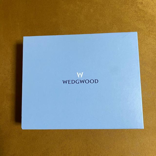 WEDGWOOD(ウェッジウッド)のウェッジウッド  クリスタル製 フォトフレーム 【新品・未使用】 インテリア/住まい/日用品のインテリア小物(フォトフレーム)の商品写真