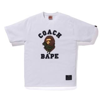 アベイシングエイプ(A BATHING APE)のA BATHING APE COACH コラボ Tシャツ(Tシャツ/カットソー(半袖/袖なし))