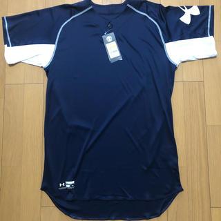 アンダーアーマー(UNDER ARMOUR)の新品 アンダーアーマー  シャツ MDサイズ 野球 アンダーシャツ(トレーニング用品)
