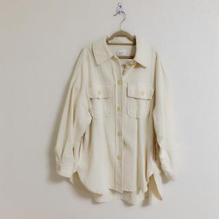 LOWRYS FARM - lowrys farm/オーバーサイズシャツ