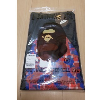 A BATHING APE - A BATHING APE エイプヘッド Tシャツ