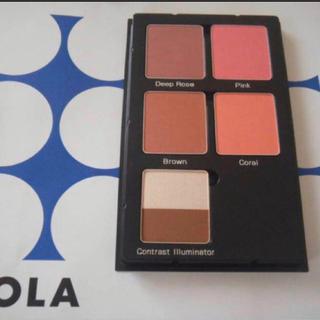 POLA - POLA BA カラーズチークカラー&フェイスカラーパレット