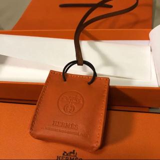 Hermes - エルメス 希少 ショッパーチャーム 新品正規品