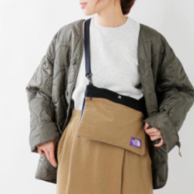 THE NORTH FACE(ザノースフェイス)の新品 ノースフェイス パープルレーベル コーデュロイ ショルダーバッグ レディースのバッグ(ショルダーバッグ)の商品写真