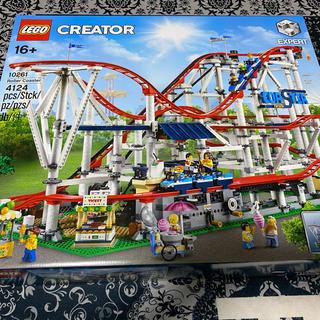 Lego - レゴ (LEGO) クリエイター ローラーコースター 10261