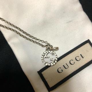 Gucci - GUCCI インターロッキング ネックレス Sサイズ