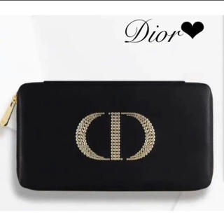 Dior - ショッパー・箱付き ディオール バニティ ポーチ