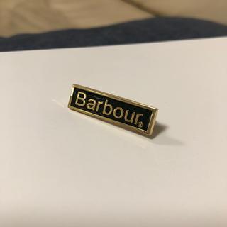 バーブァー(Barbour)のBarbour vintage badge ビンテージ バッジ(その他)
