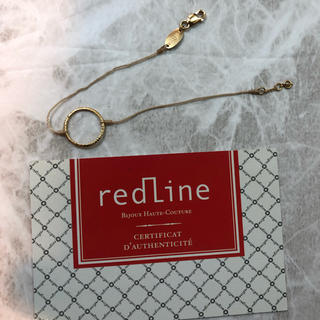 TOMORROWLAND - redline ☆ ブレスレット サークル ベージュ
