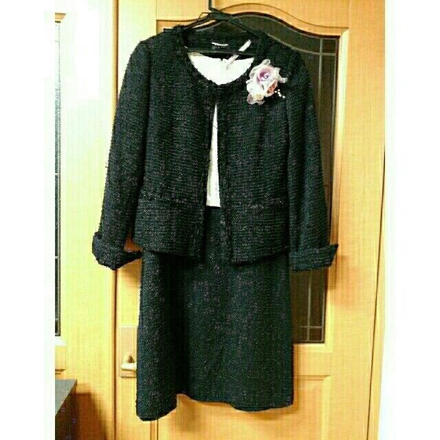 a.v.v(アーヴェヴェ)のavvフォーマルスーツ レディースのフォーマル/ドレス(スーツ)の商品写真