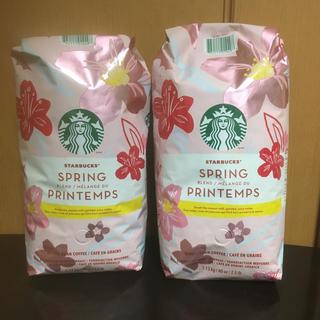 Starbucks Coffee - 新品未開封 スターバックススプリングブレンド 2set