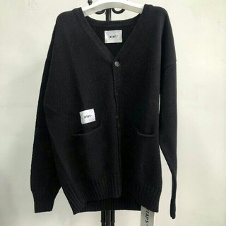 Wtaps palmer sweater Black 2 ニット/セーター
