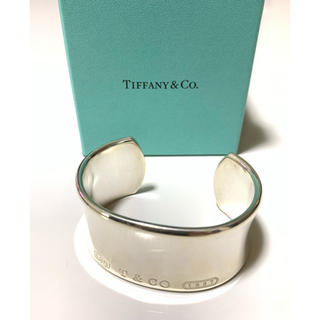 Tiffany & Co. - Tiffany & Co  Sterling Silver Wide Cuff