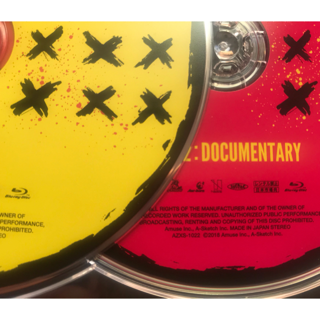 ONE OK ROCK(ワンオクロック)のワンオクロック  BluRay  カズ様専用 エンタメ/ホビーのDVD/ブルーレイ(ミュージック)の商品写真