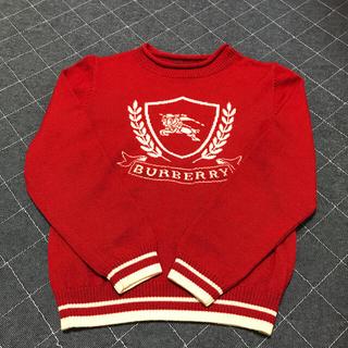バーバリー(BURBERRY)のバーバリー セーター 130cm(ニット)