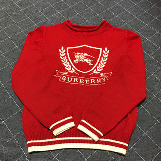 BURBERRY - バーバリー セーター 130cm