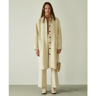 moussy - moussy LONG シャツコート