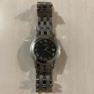 Gucci - GUCCI クオーツ式 腕時計 ジャンク品