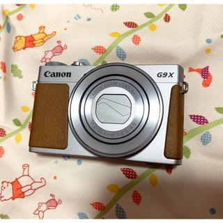 Canon - 美品 Canon g9x mark2 デジカメ 1.0型センサー