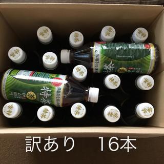 サントリー(サントリー)の訳あり 特茶 16本(茶)
