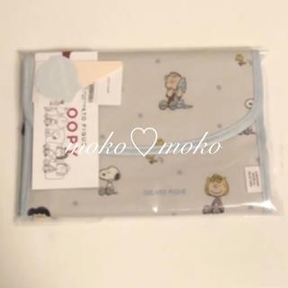 gelato pique - ラスト1点♡ ジェラートピケ♡ 【PEANUTS】スタージャバラ母子手帳ケース