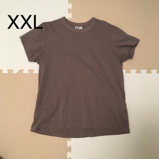 ユニクロ(UNIQLO)のUniqlo U Tシャツ XXL (Tシャツ(半袖/袖なし))