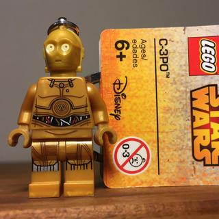 レゴ(Lego)のLEGO×STARWARS C-3PO キーホルダー(キーホルダー)