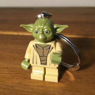 レゴ(Lego)のLEGO×STARWARS ヨーダ キーホルダー(キーホルダー)
