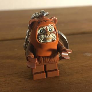 レゴ(Lego)のLEGO×STARWARS イウォーク キーホルダー(キーホルダー)