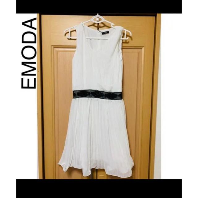 EMODA(エモダ)のEMODA.エモダ☆フレアワンピース レディースのワンピース(ミニワンピース)の商品写真