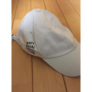 アンチ(ANTI)のAnti Social Social Club assc キャップ(キャップ)