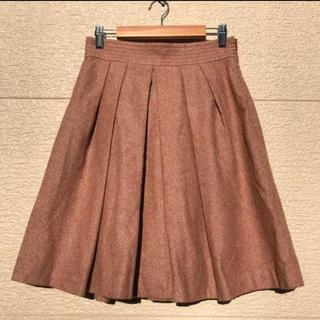 ジャスグリッティー(JUSGLITTY)のJUSGLITTY ジャスグリッティー スカート 赤 2(ひざ丈スカート)