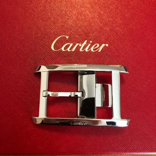 Cartier - Cartier カルティエ  ベルト メンズ タンク バックル