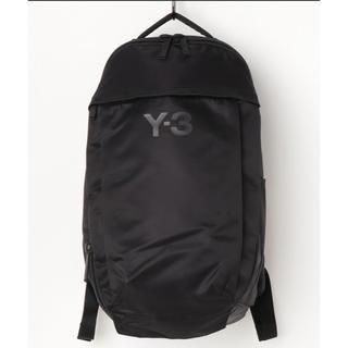 ワイスリー(Y-3)のY-3 BACKPACK リュック バックパック【新品】(バッグパック/リュック)