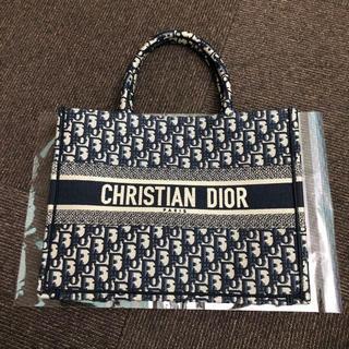 Christian Dior - 人気 Christian Dior トートバッグ キャンバス ブロックチェック