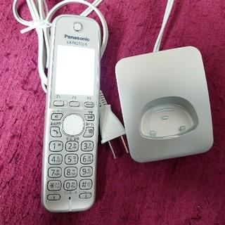 パナソニック(Panasonic)の電話子機 KX-FKD502-S(その他)