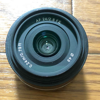 SONY - samyang AF24mmF2.8 FE