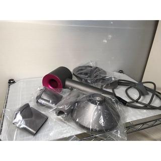 Dyson - DYSON HD01 ドライヤー 日本正規品 ピンク スーパーソニック