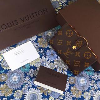 LOUIS VUITTON - Louis Vuitton ルイヴィトン 財布 モノグラム