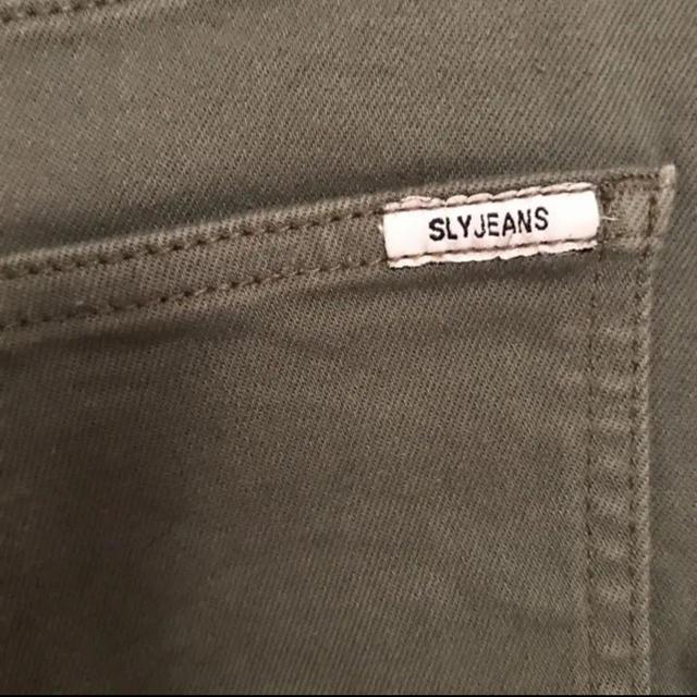 SLY(スライ)のSLY コーデュロイ デニムスカート レディースのスカート(ミニスカート)の商品写真