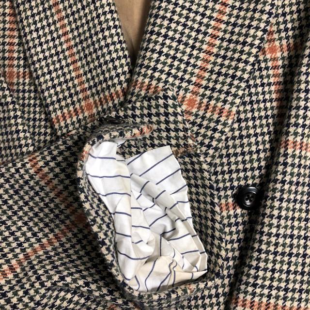 Jieda(ジエダ)の[最終値下げ]JIEDA Hound's Tooth セットアップ メンズのジャケット/アウター(テーラードジャケット)の商品写真