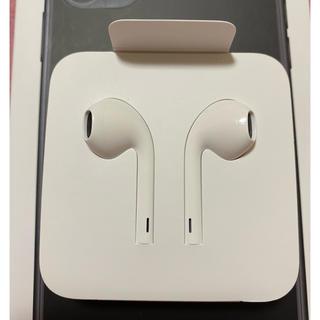 Apple - iPhone  イヤホン  新品未使用  Apple アップル 純正