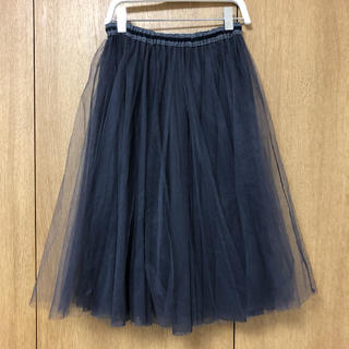 tocco - ロングスカート チュールスカート プリーツスカート