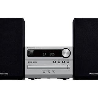 Panasonic - panasonic sc-pm250-s CDステレオシステム 新品