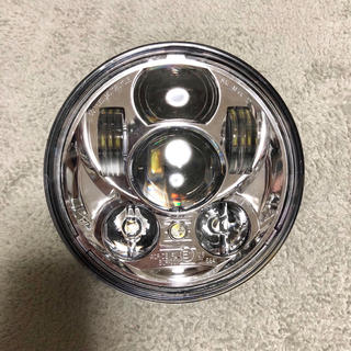 Harley Davidson - ハーレー 純正 ヘッドライト LED 5-3/4インチ