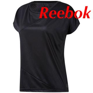 リーボック(Reebok)の【新品未使用】 リーボック レディース ヨガ Tシャツ M(Tシャツ(半袖/袖なし))