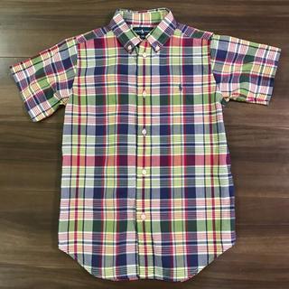 Ralph Lauren - ラルフローレン 半袖シャツ 130 男の子
